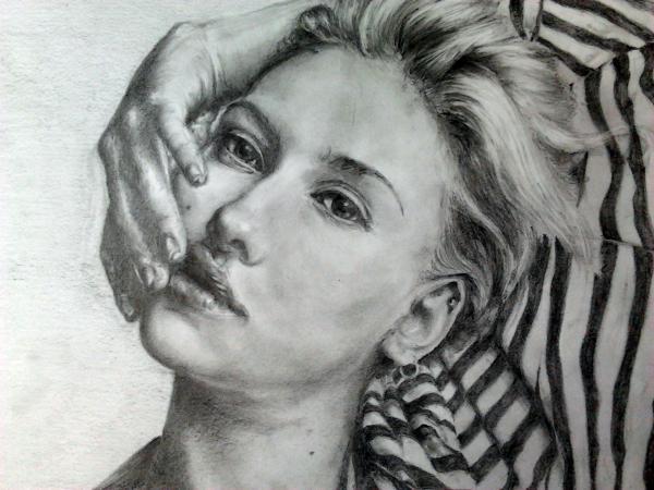 Scarlett Johansson by infiniteflower
